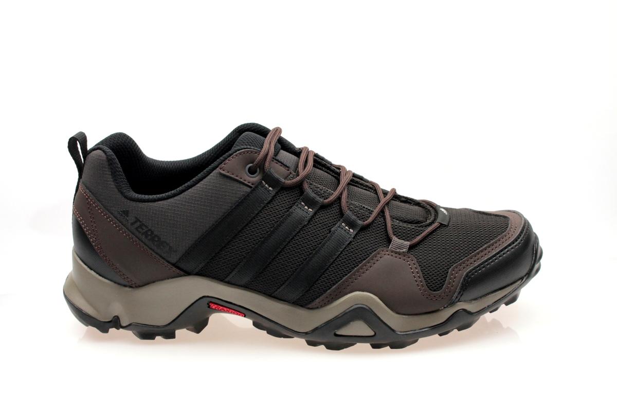 Buty Adidas Terrex AX2R CM7726 Brązowe