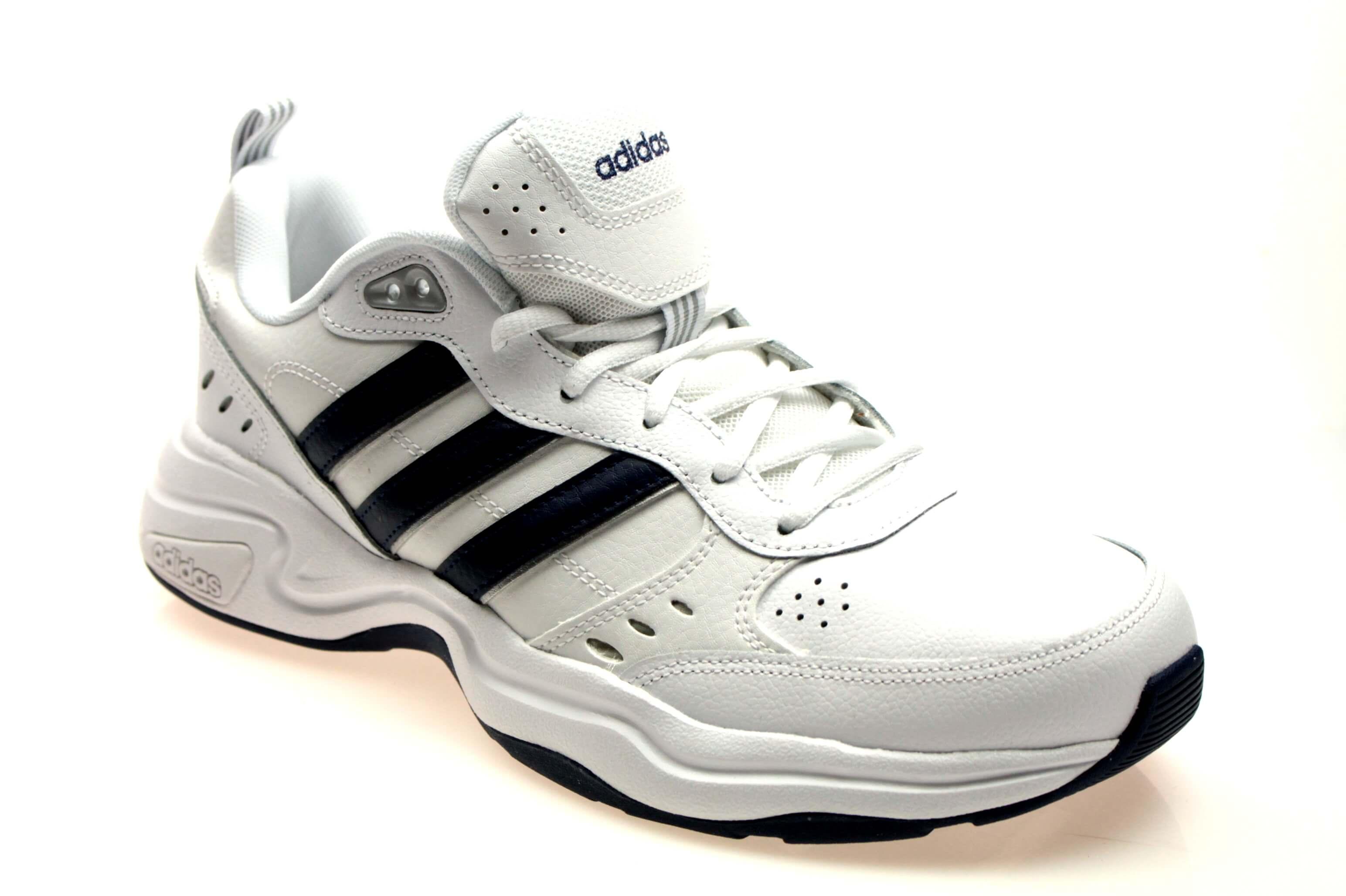 Obuwie Adidas Strutter EG2654 Białe