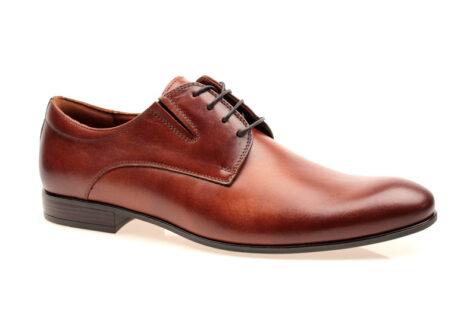 Pantofle Męskie Conhpol 8196 Brąz