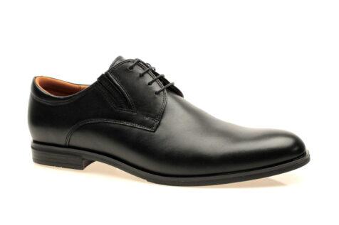 Pantofle Męskie Conhpol 6845 Czarny
